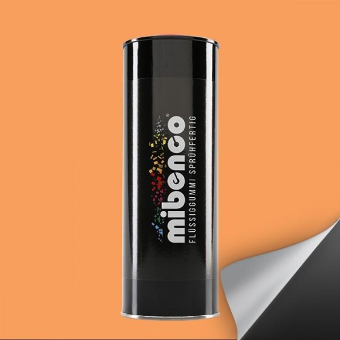 mibenco - Araç Kaplama - 1 litre - MAT PASTEL SARI