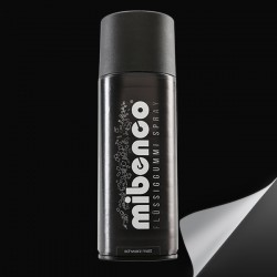 mibenco - Sprey - MAT SİYAH