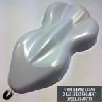 Jant Folyo - Efekt Set - Hurricane Silver Crystal Effect