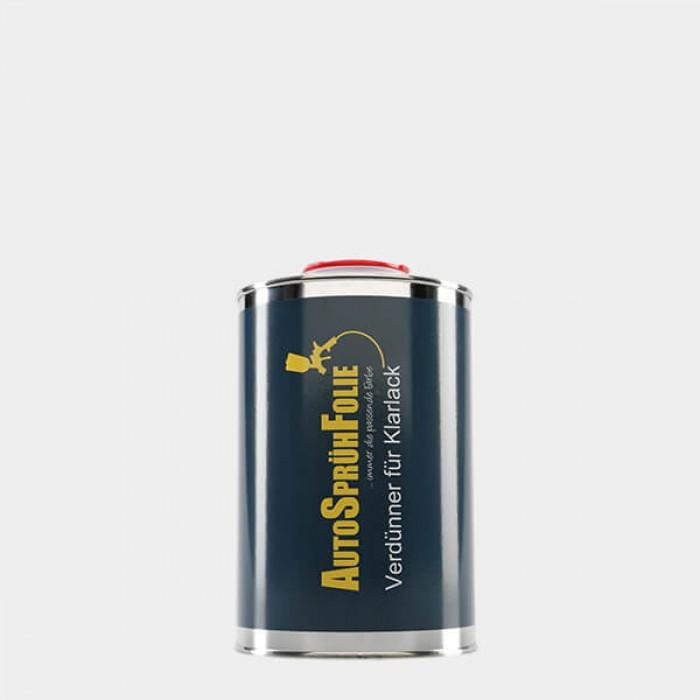 AutoSprühFolie - Tiner (Clear Coat) - 1 Kg