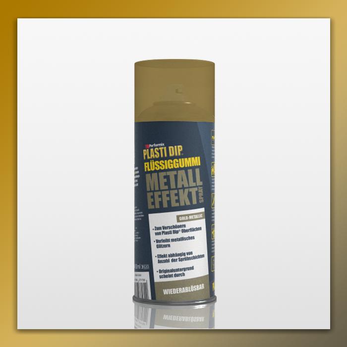 Plasti Dip Sprey -  Mat Metalik Altın 400ml