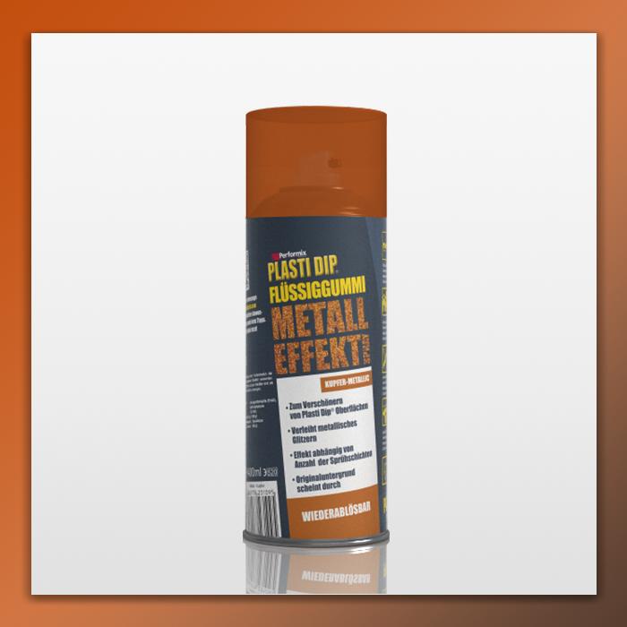 Plasti Dip Sprey -  Mat Metalik Bronz 400ml