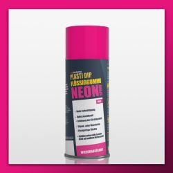 Plasti Dip Sprey -  Mat Neon Pembe 400ml
