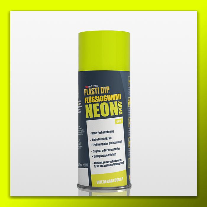 Plasti Dip Sprey - Mat Neon Sarı 400ml