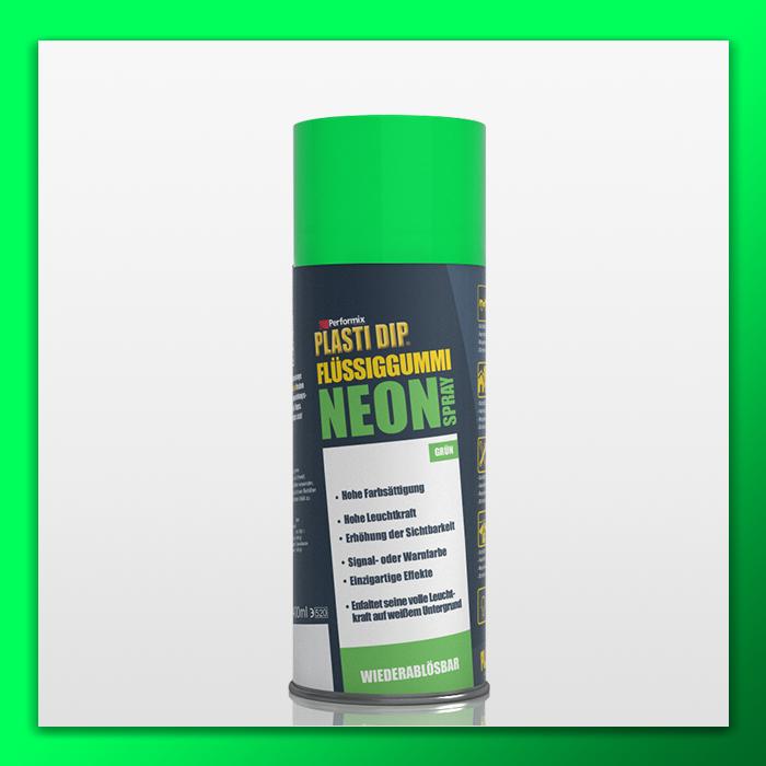 Plasti Dip Sprey -  Mat Neon Yeşil 400ml