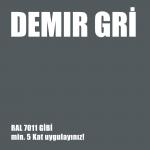 Plasti Dip Sprey -  Mat Demir Gri 400ml