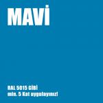 Plasti Dip - Mat Mavi 3 Kg