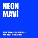 Plasti Dip Sprey - Mat Neon Mavi 400ml