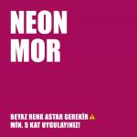 Plasti Dip Sprey -  Mat Neon Mor 400ml