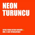 Plasti Dip Sprey -  Mat Neon Turuncu 400ml