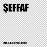 Plasti Dip Sprey -  Mat Şeffaf 400ml